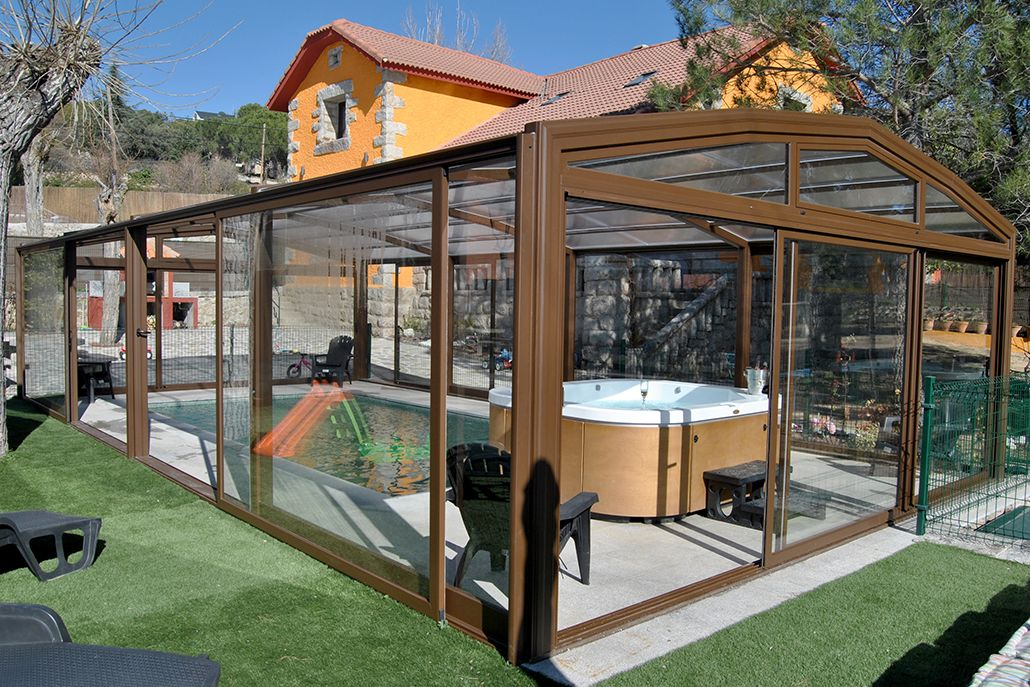 casa rural collarubio sierra de madrid